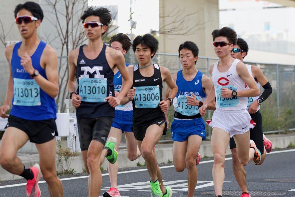 2020-02-02 神奈川マラソン 10.0km 00:30:55