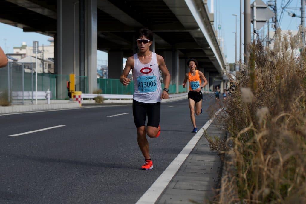 2020-02-02 神奈川マラソン 10.0km 00:32:04